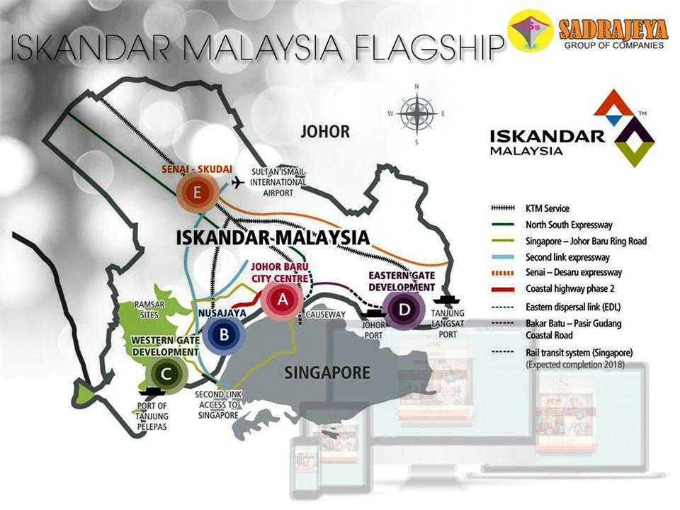 Iskandar Malaysia Flagship
