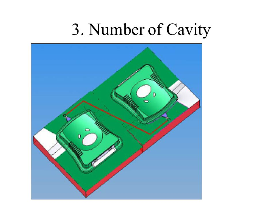 3. Number of Cavity