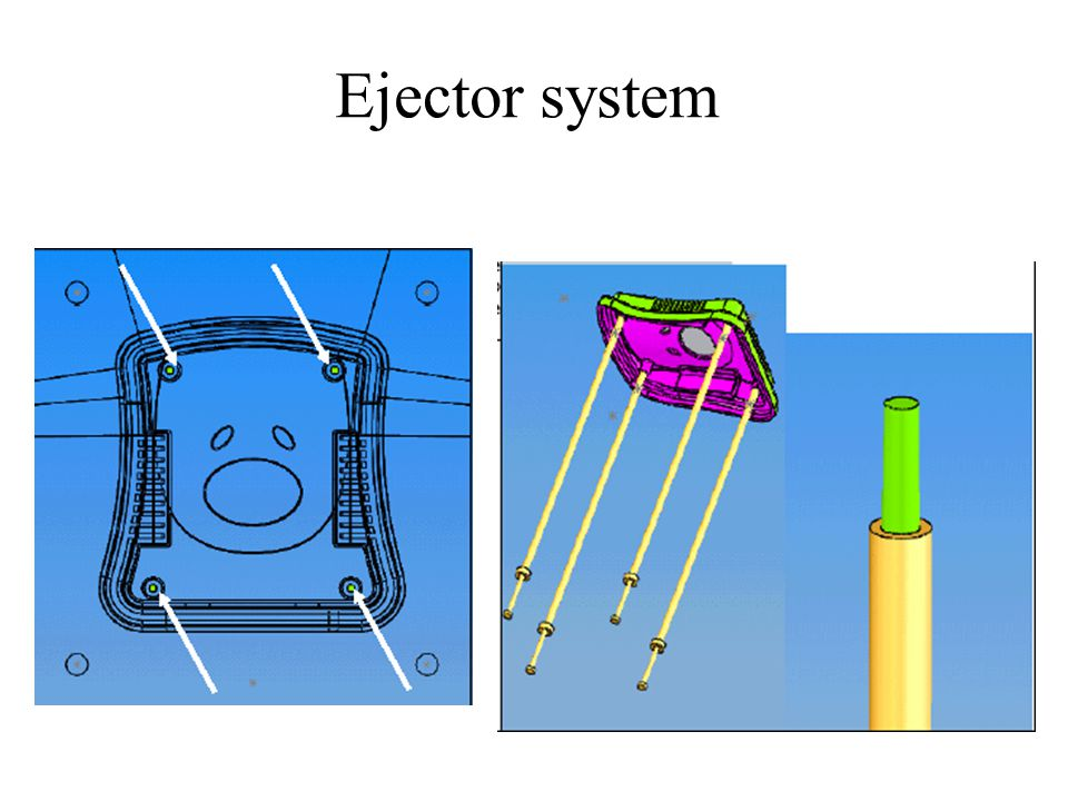 Ejector system