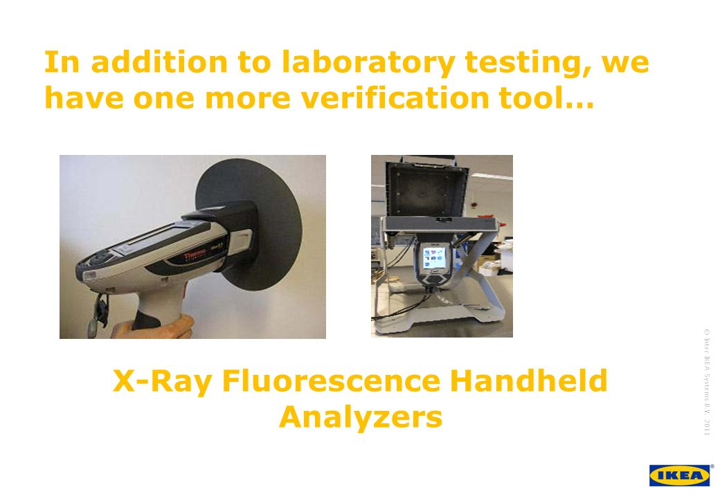X-Ray Fluorescence Handheld Analyzers