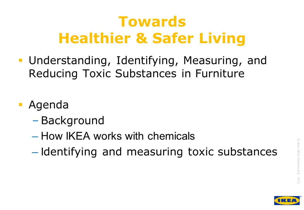 Towards Healthier & Safer Living