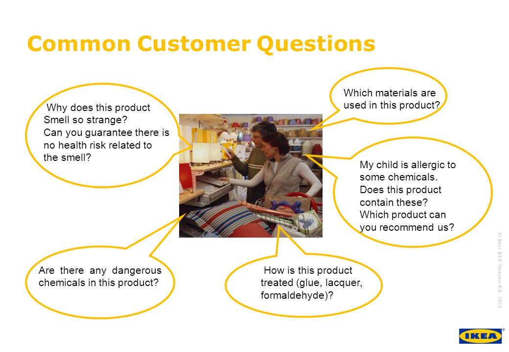 Common Customer Questions