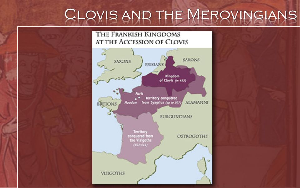 Clovis and the Merovingians