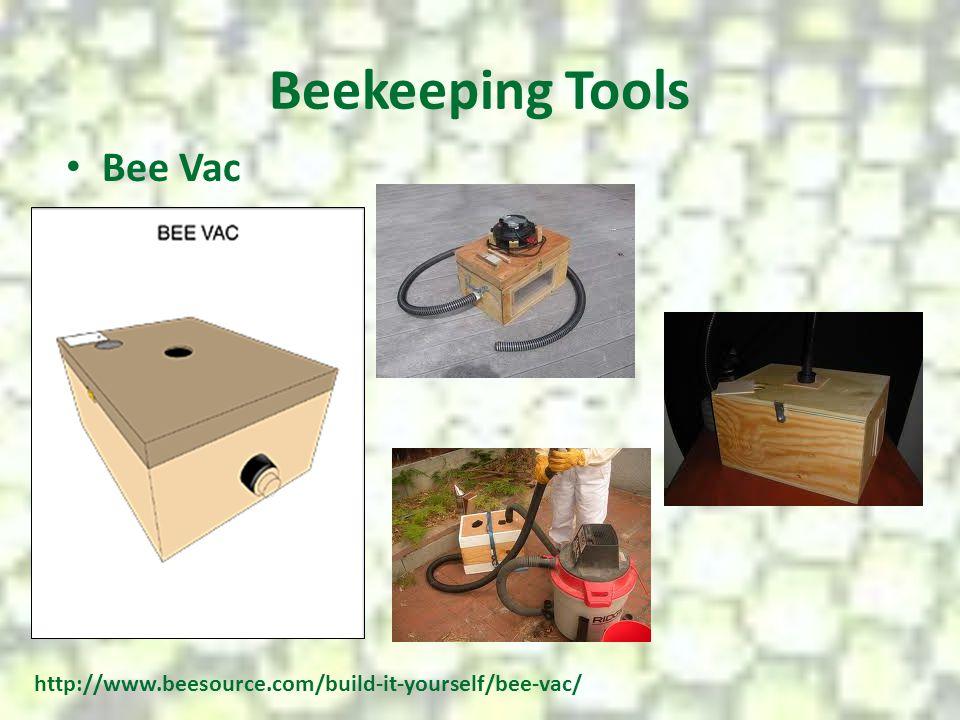 Beekeeping Tools Bee Vac