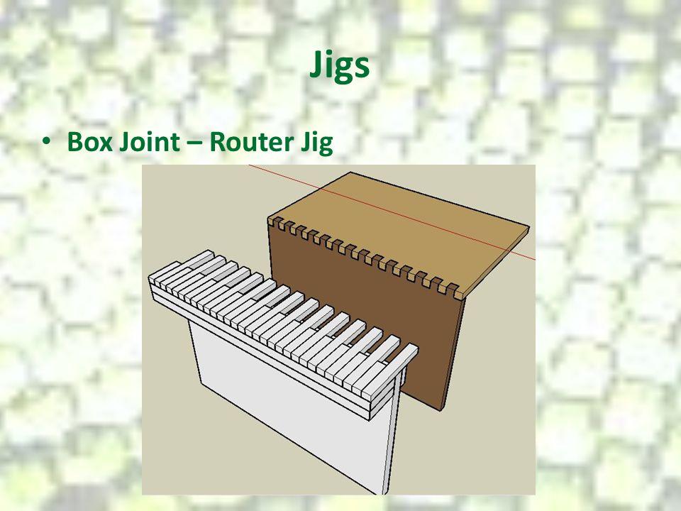 Jigs Box Joint – Router Jig