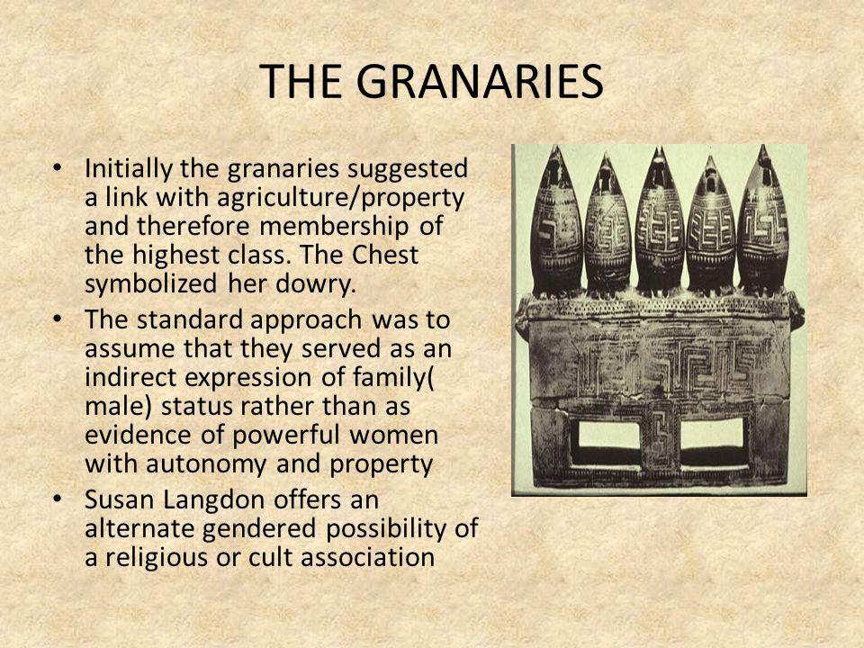 THE GRANARIES