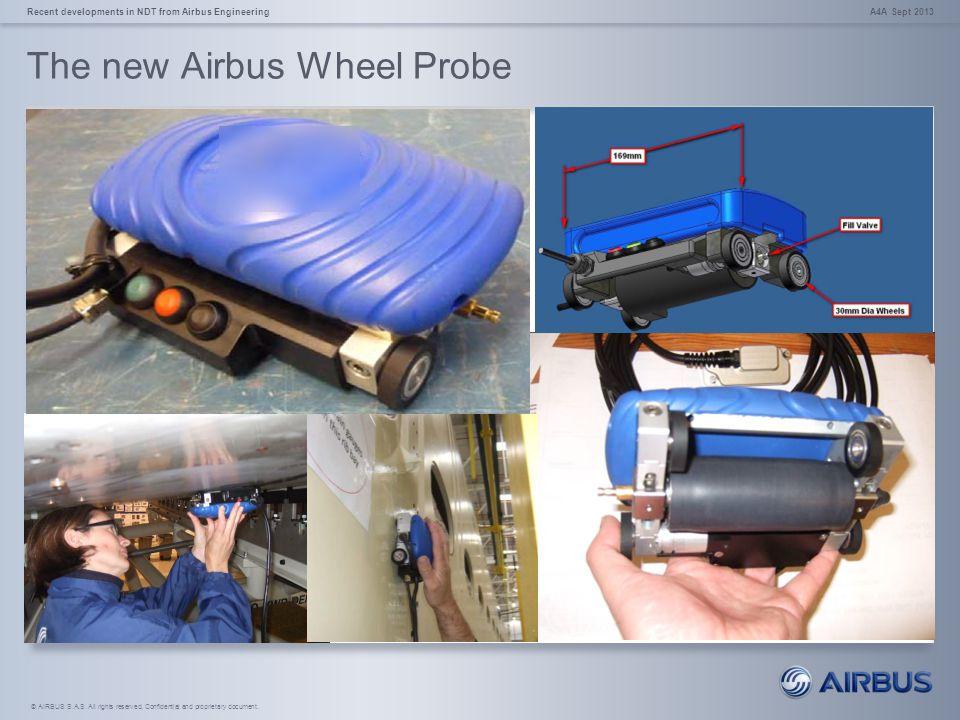 The new Airbus Wheel Probe