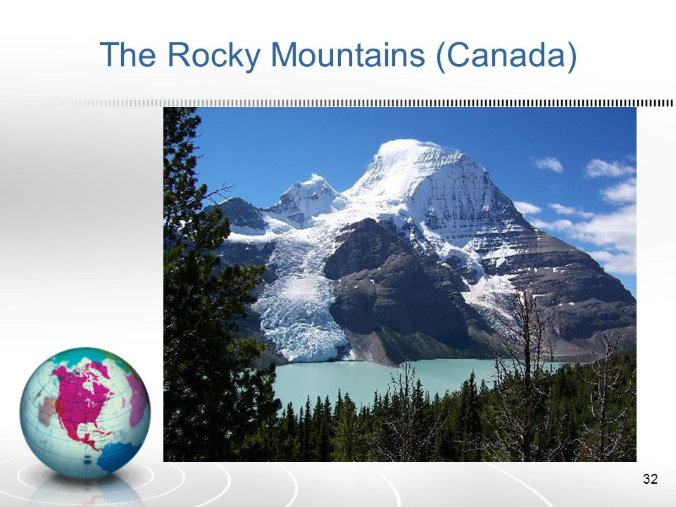 The Rocky Mountains (Canada)