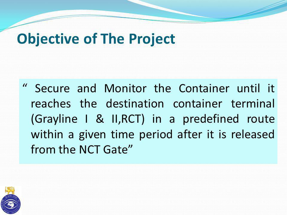 Objective of The Project