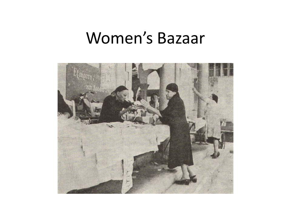Women's Bazaar