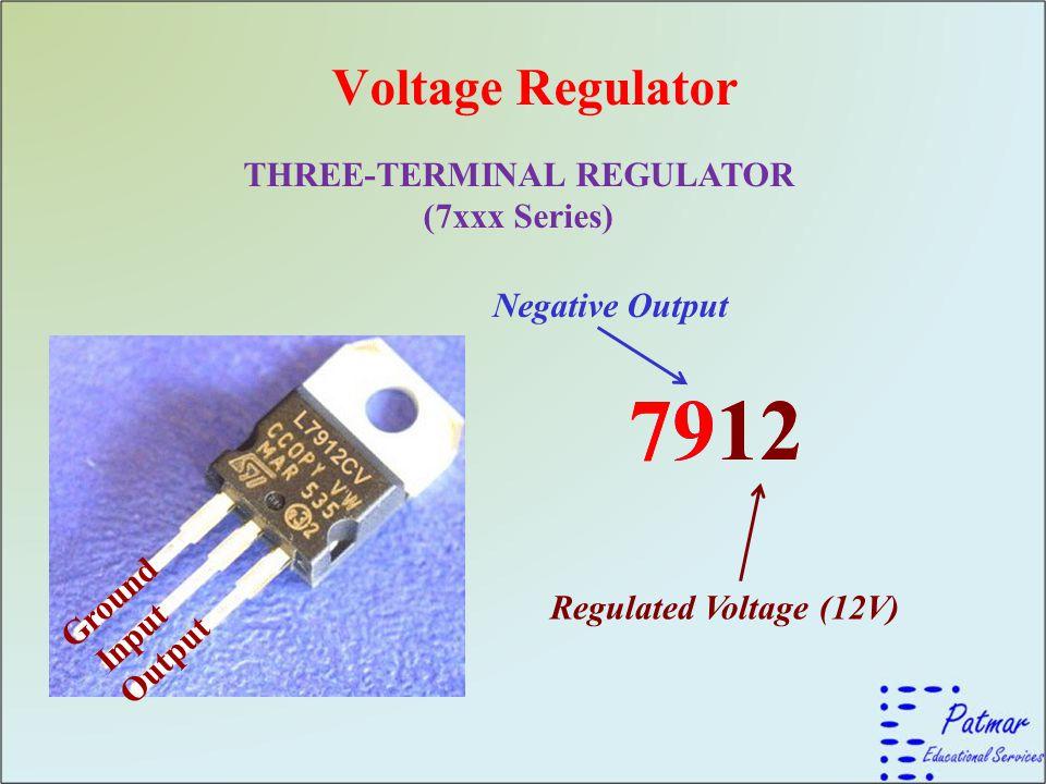 THREE-TERMINAL REGULATOR