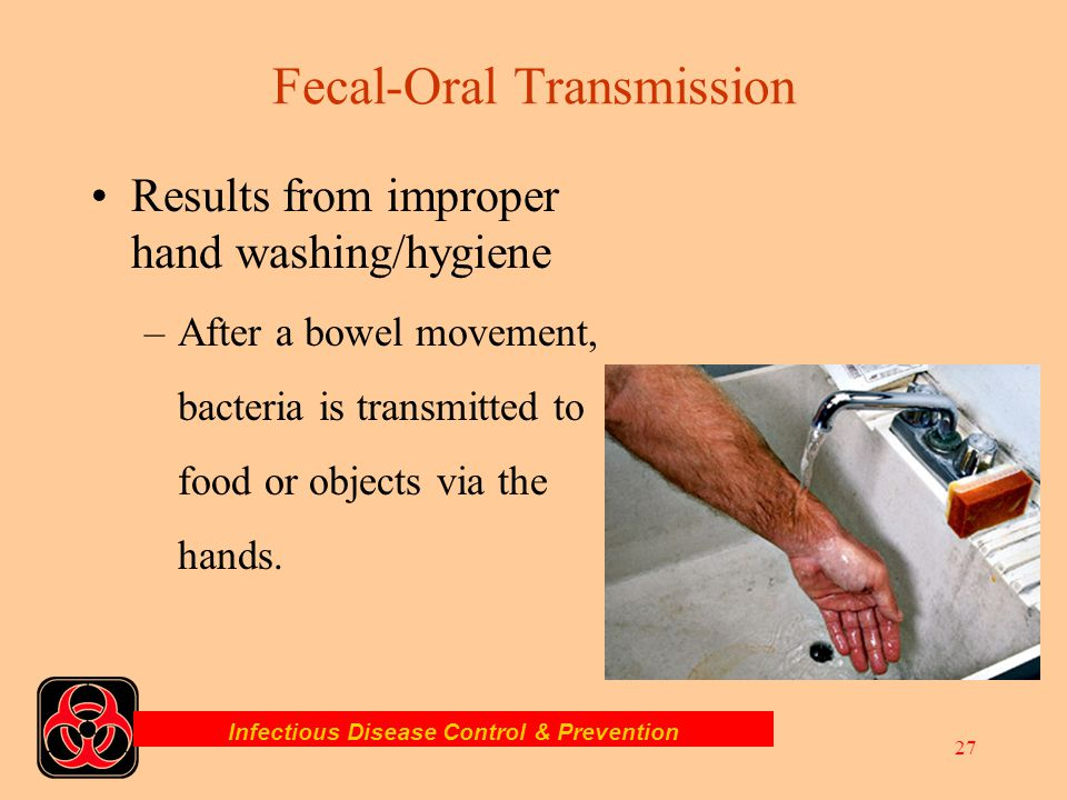 Fecal-Oral Transmission