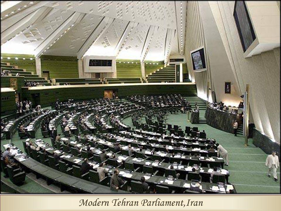 Modern Tehran Parliament,Iran Site Seeing - Modern Tehran,Iran