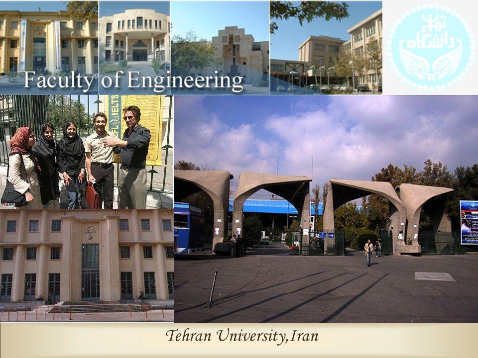 Tehran University,Iran