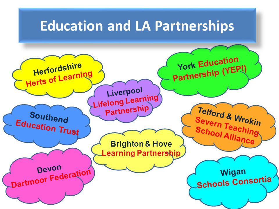 Education and LA Partnerships