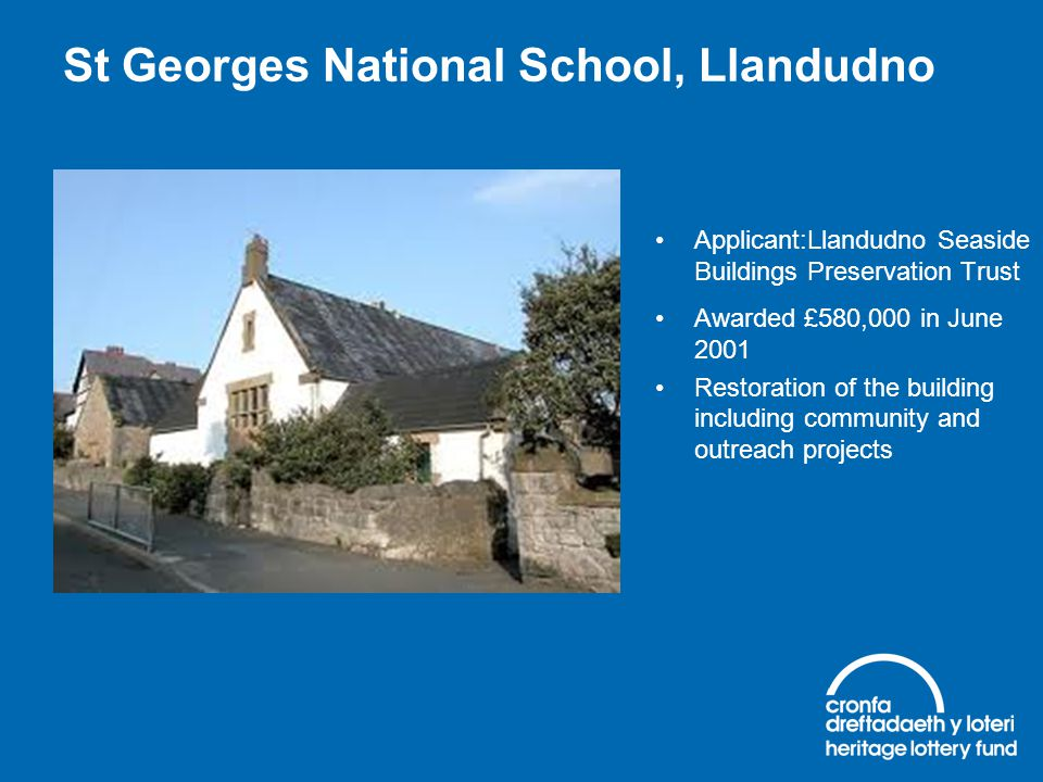 St Georges National School, Llandudno