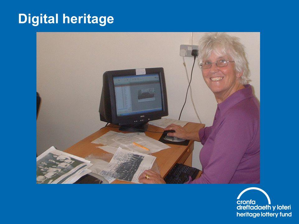 Digital heritage Digital heritage