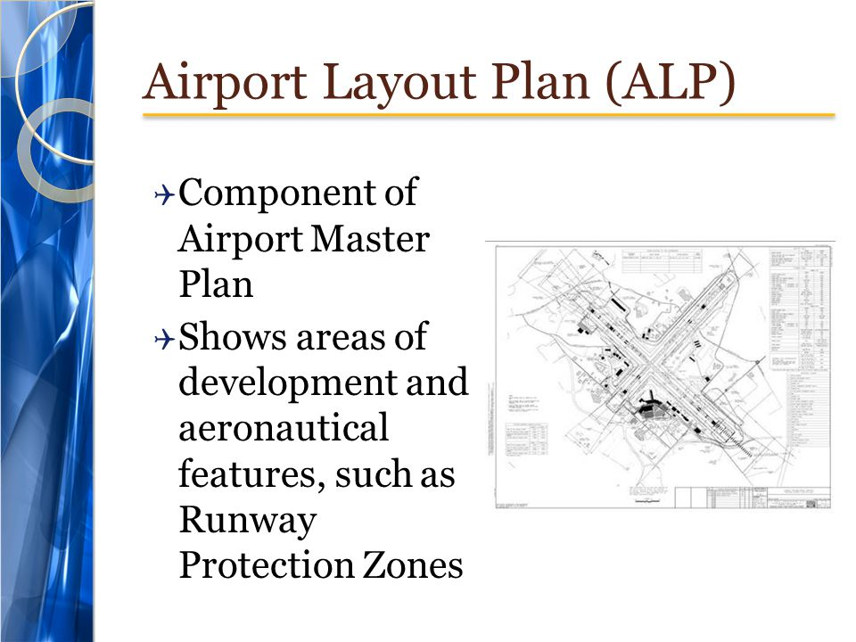 Airport Layout Plan (ALP)