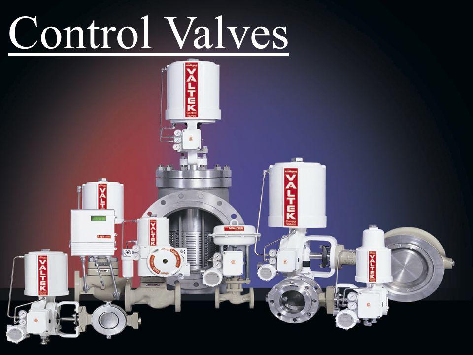 Control Valves Control Valves