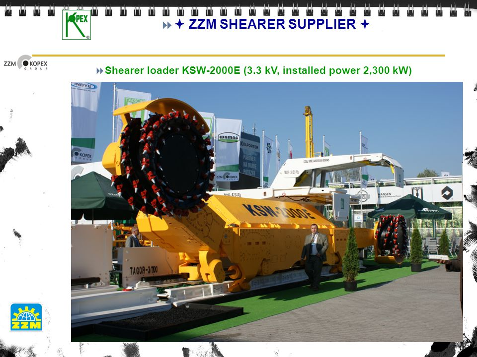  ZZM SHEARER SUPPLIER 