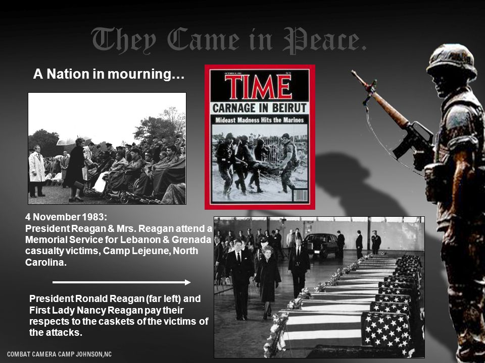 A Nation in mourning… 4 November 1983: