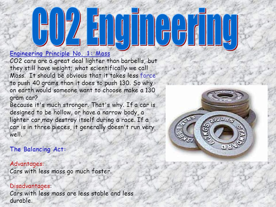 CO2 Engineering