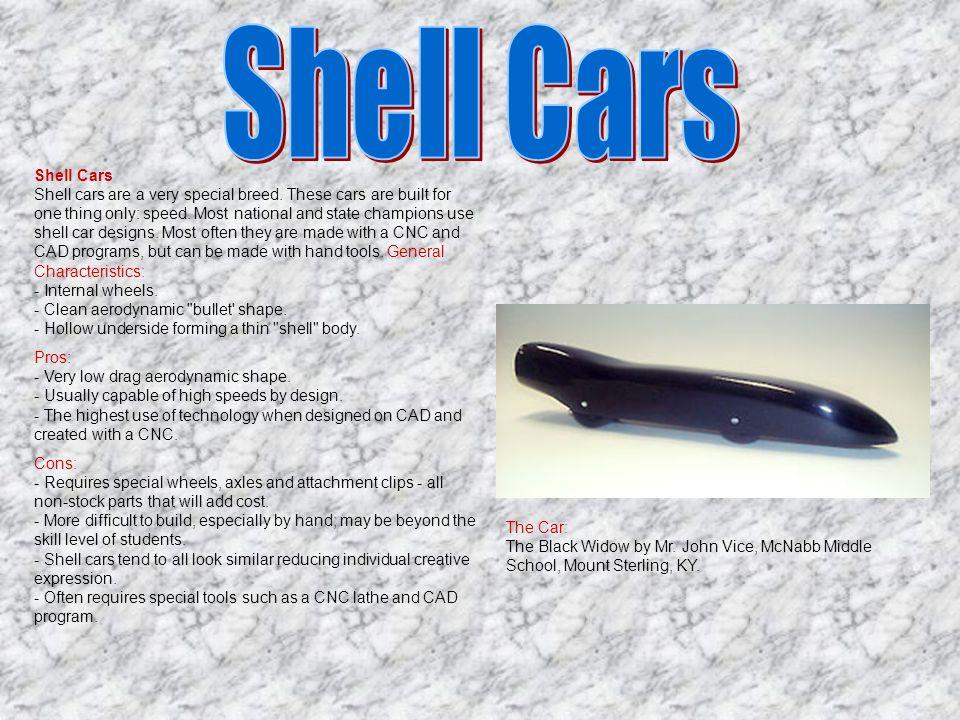 Shell Cars