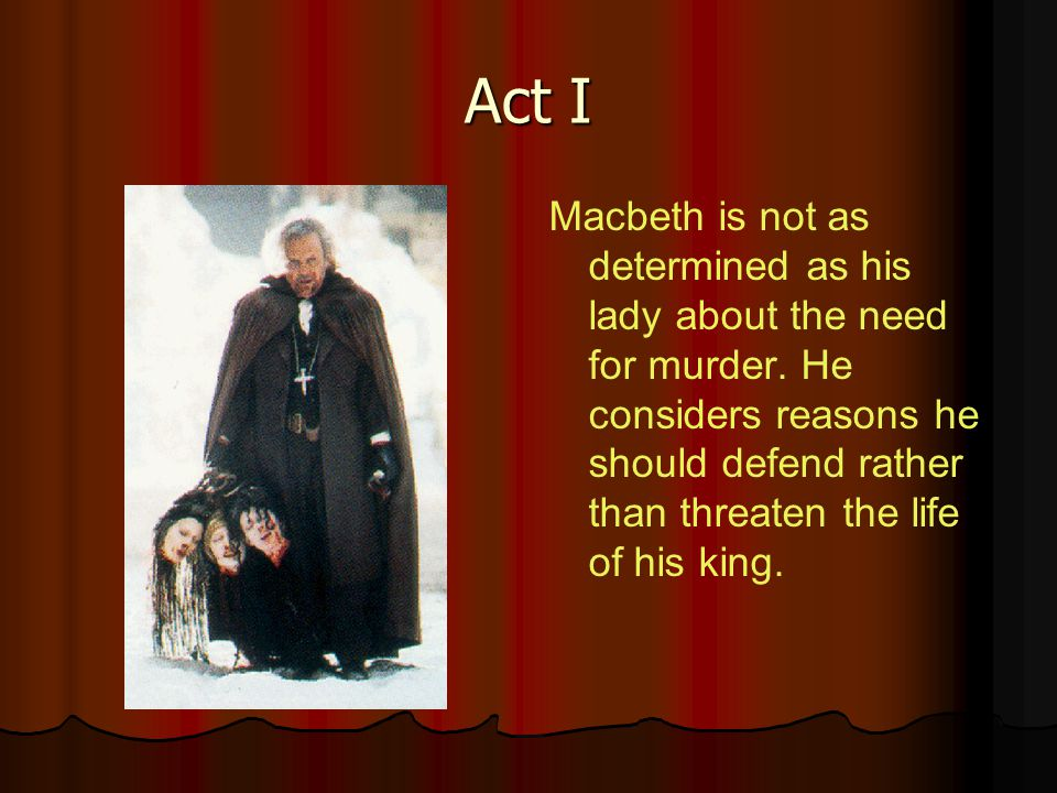 an analysis of the murder reasons of macbeth You can find macbeth study guide answers home macbeth: theme analysis furthermore, lady macbeth's orchestration of the murder exemplifies the twisted.