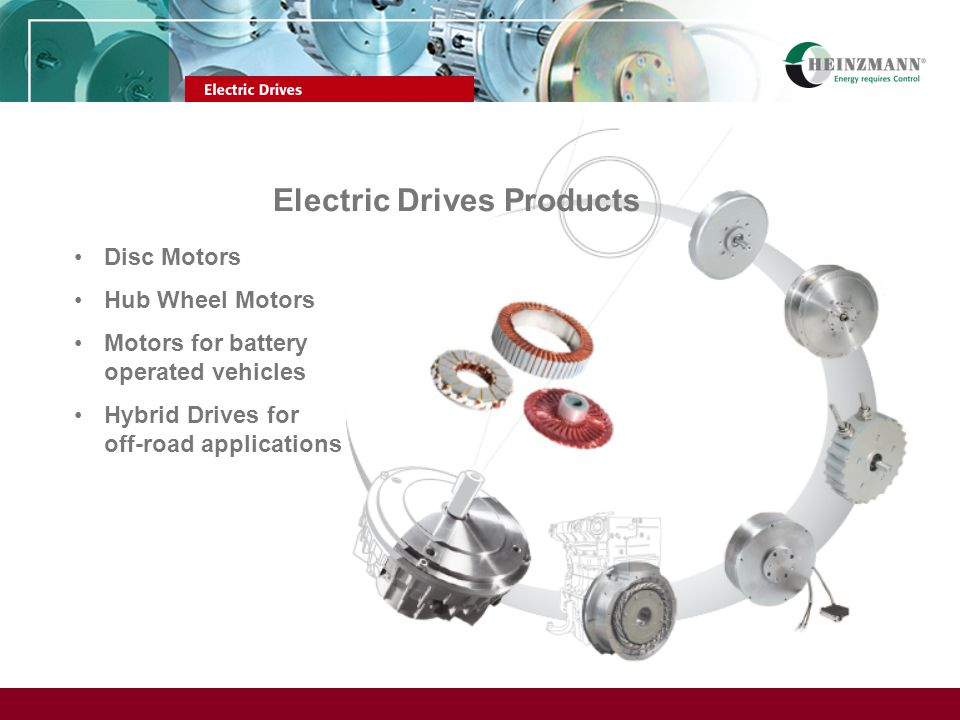 Electric Drives Applications Industry Medical devices