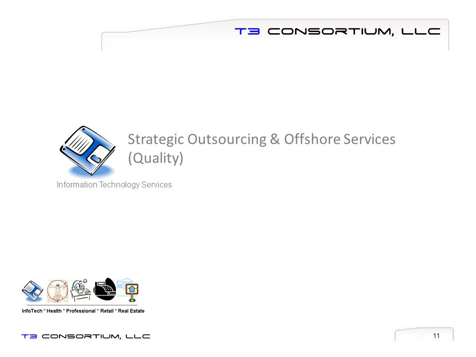 Strategic Outsourcing & Offshore Services (Quality)