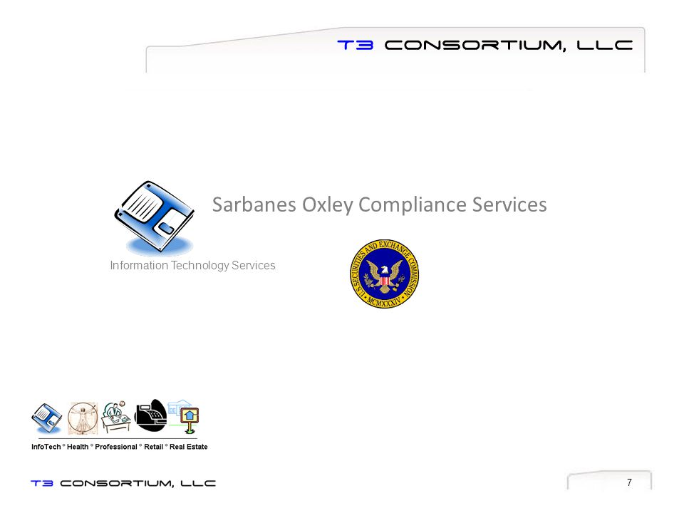 Sarbanes Oxley Compliance Services