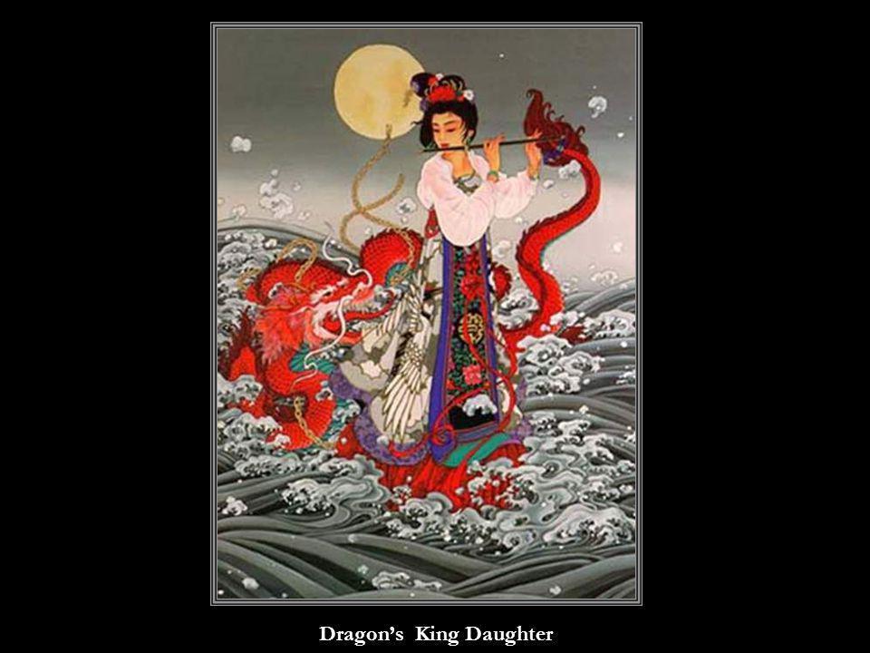 Dragon's King Daughter