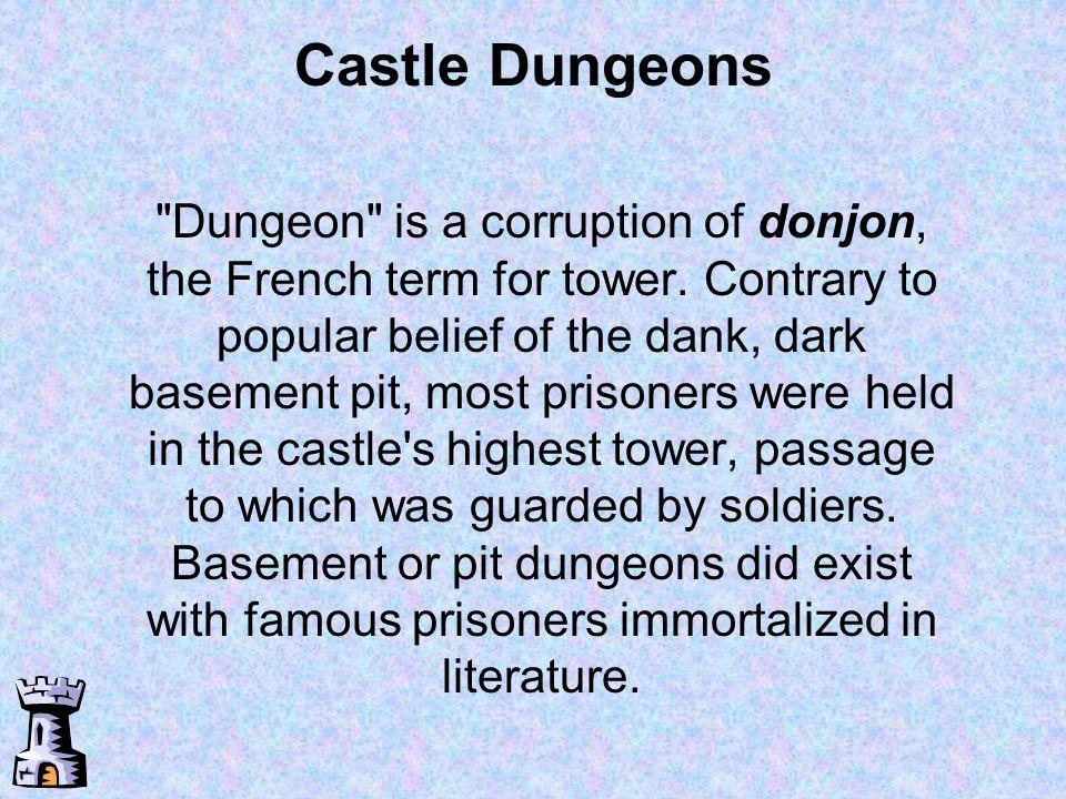 Castle Dungeons