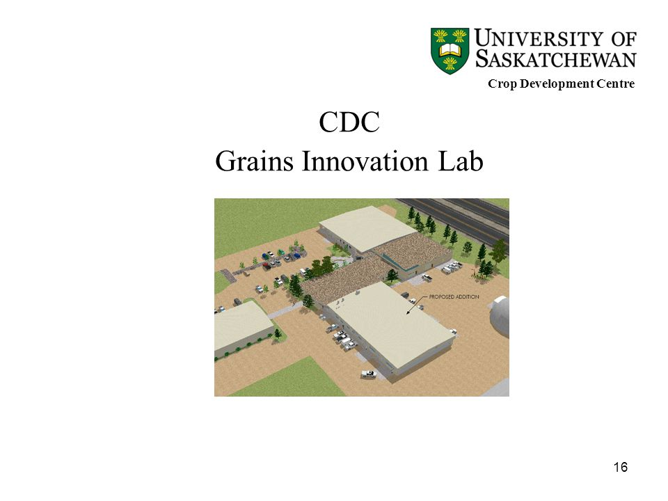 Crop Development Centre