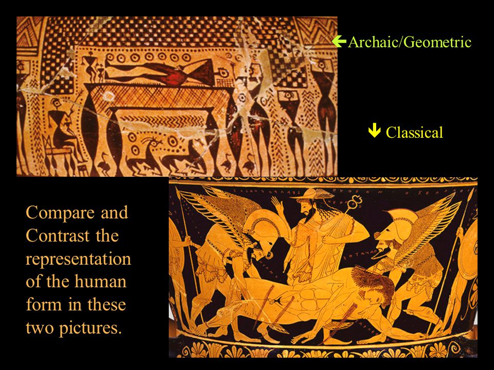 compare and contrast two ancient sculptures A compare and contrast essay is a form of academic writing that is built around an examination of at least two items there are two kinds of compare and contrast.