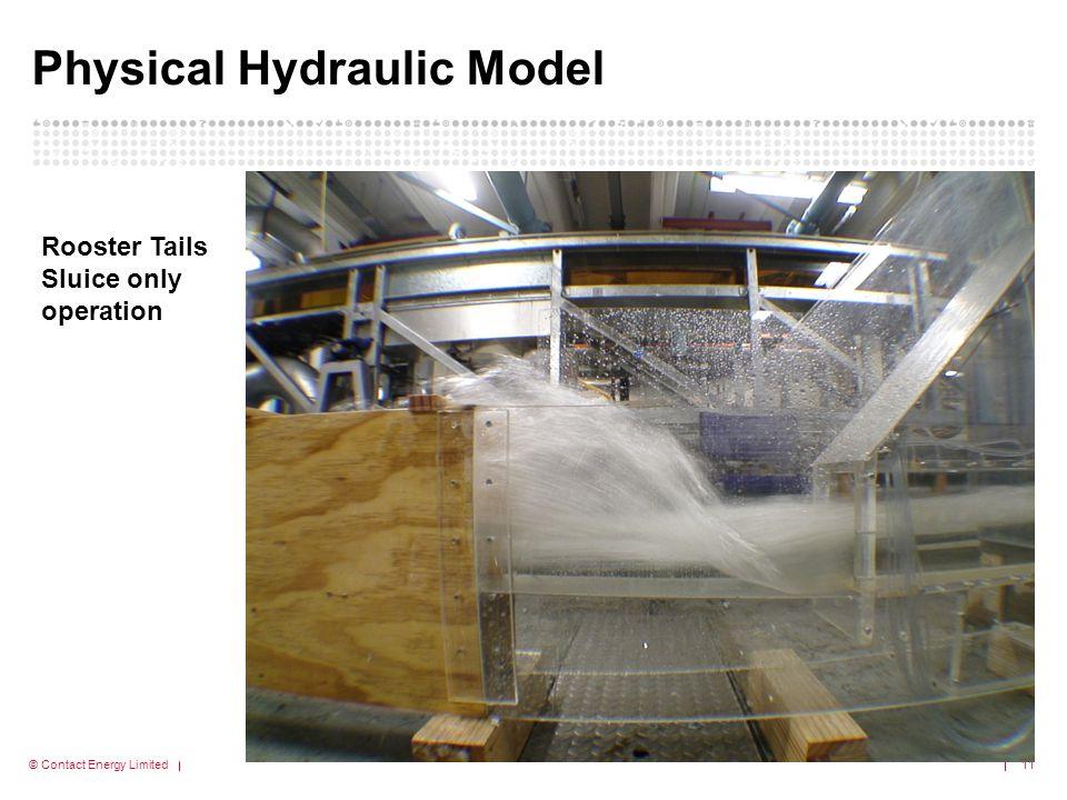 Physical Hydraulic Model
