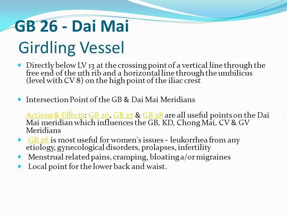 GB 26 - Dai Mai Girdling Vessel