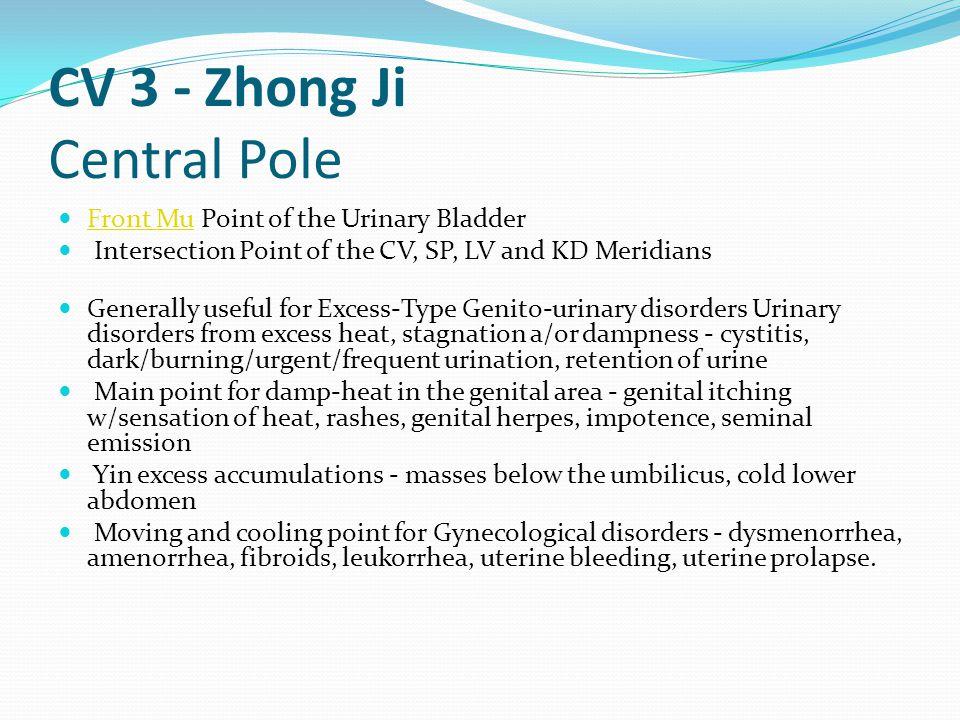 CV 3 - Zhong Ji Central Pole