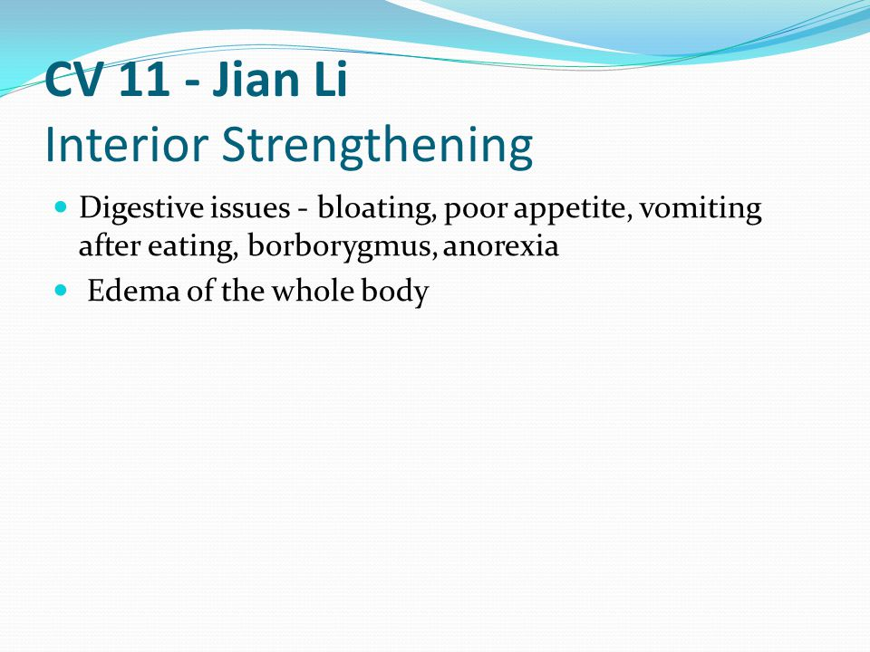 CV 11 - Jian Li Interior Strengthening