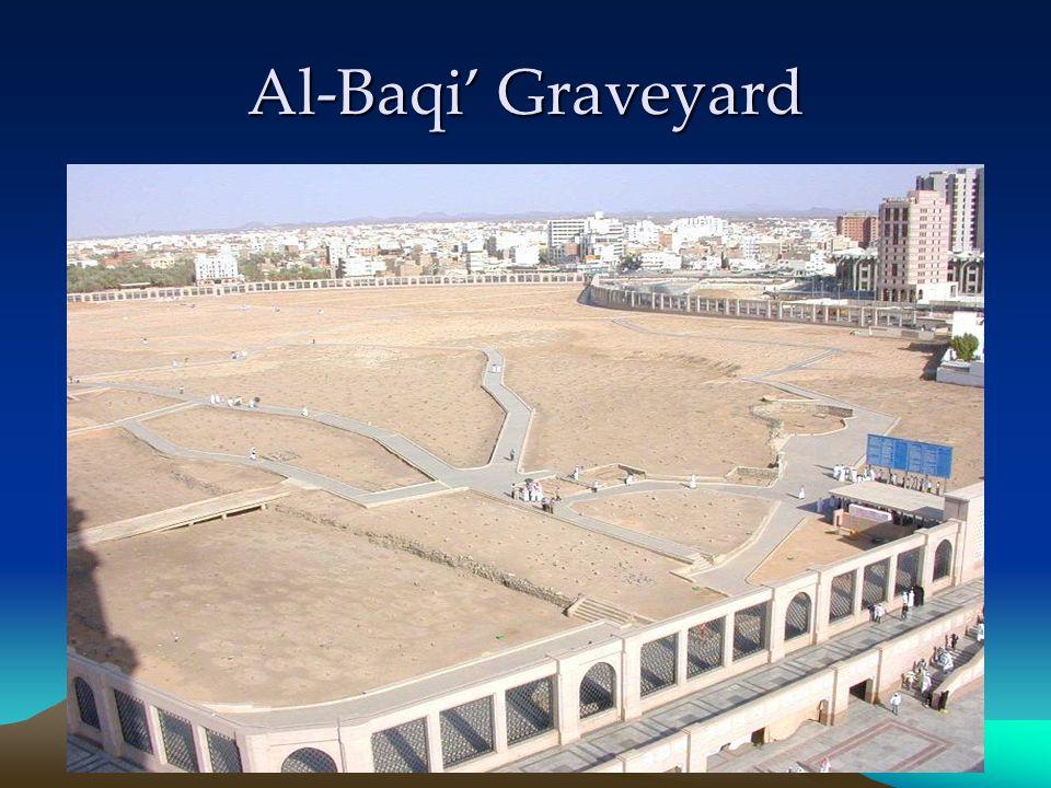 Al-Baqi' Graveyard