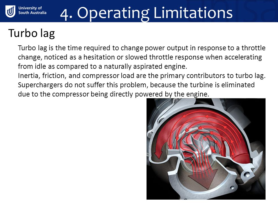 4. Operating Limitations