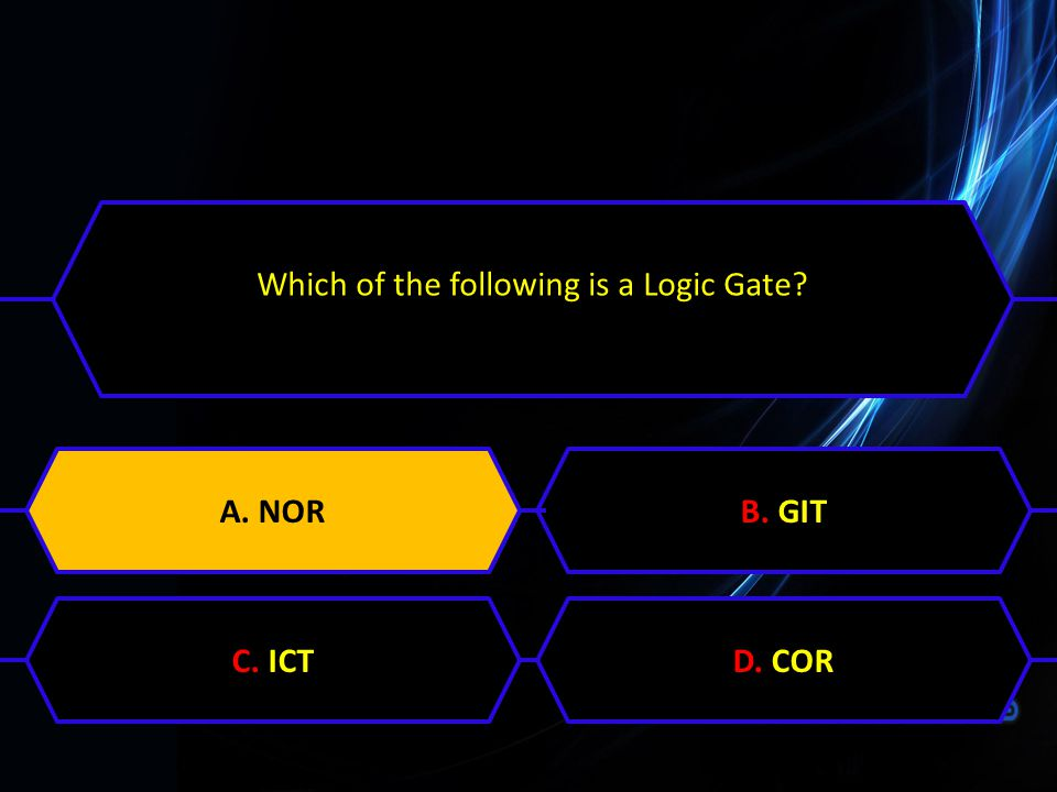 Which of the following is a Logic Gate