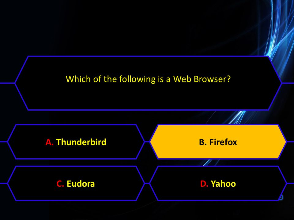 Which of the following is a Web Browser