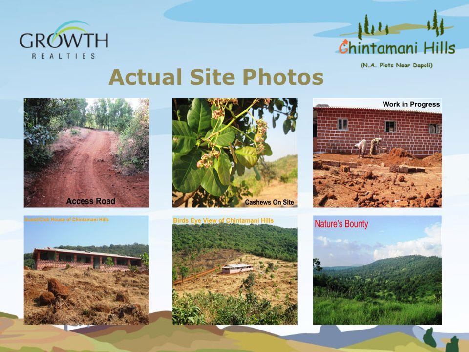 Actual Site Photos