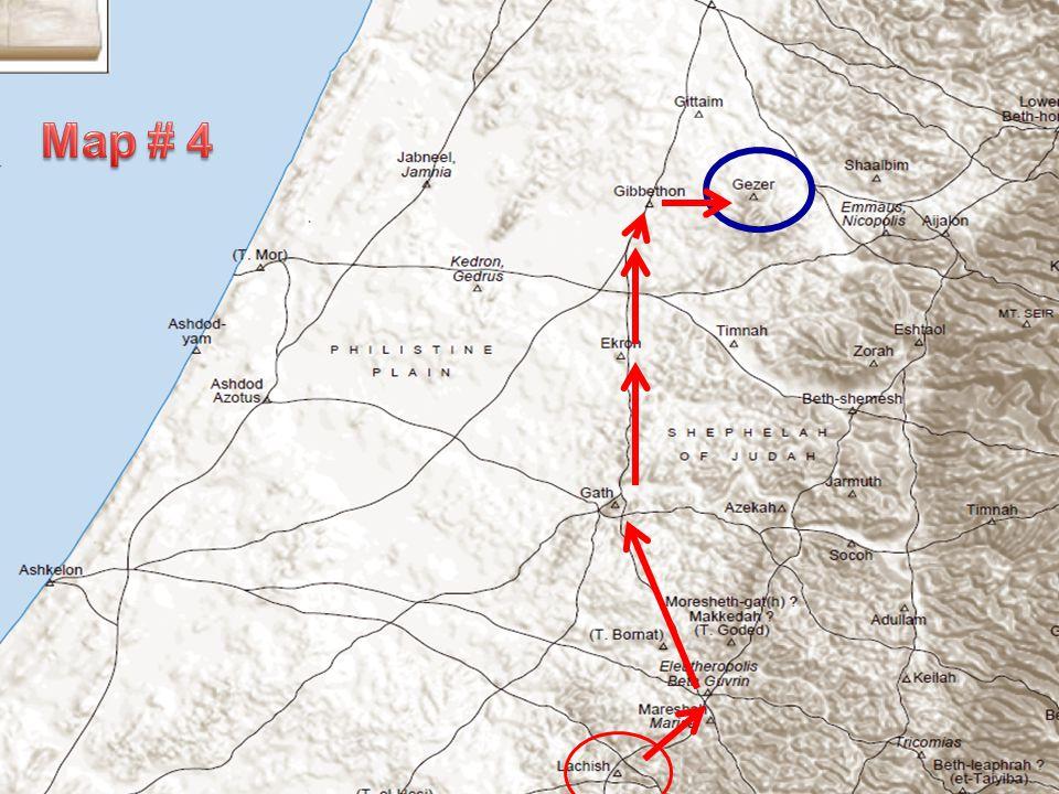 Map # 4
