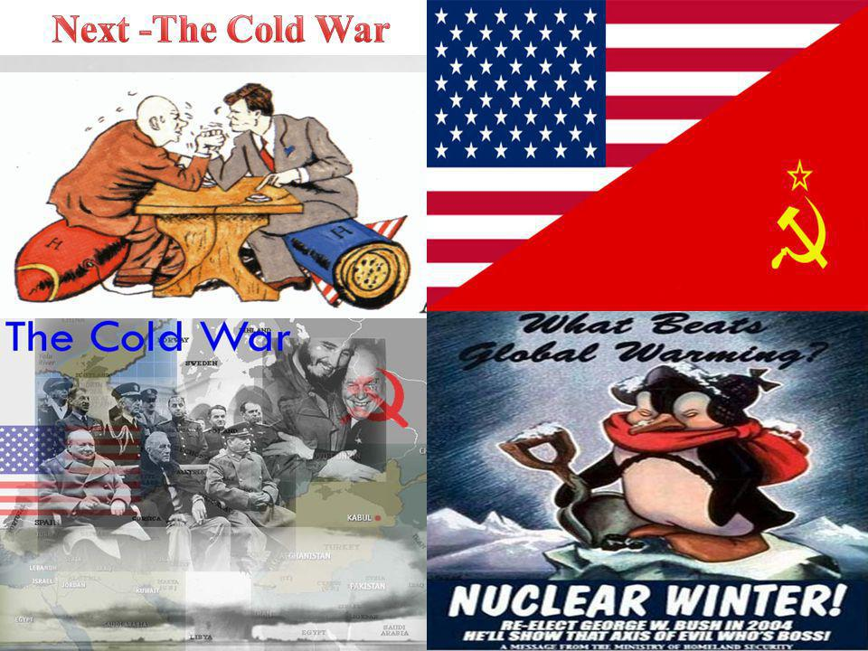 Next -The Cold War