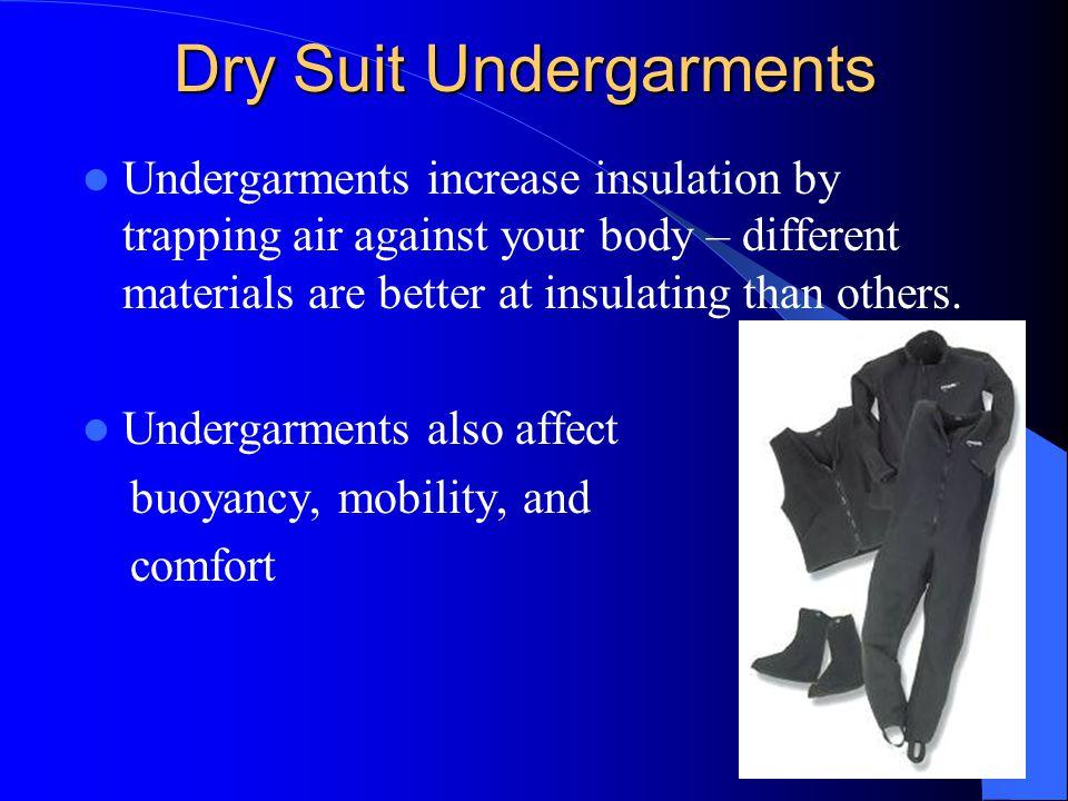 Dry Suit Undergarments