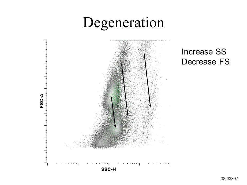 Degeneration Increase SS Decrease FS 08-03307