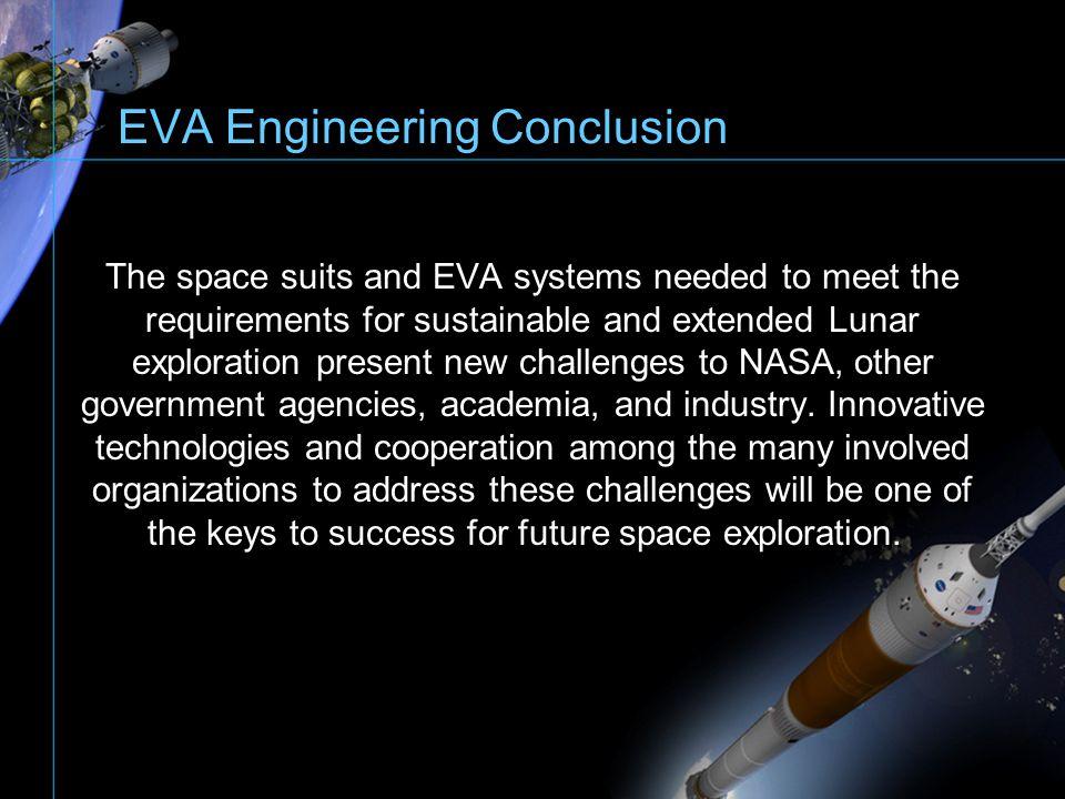 EVA Engineering Conclusion