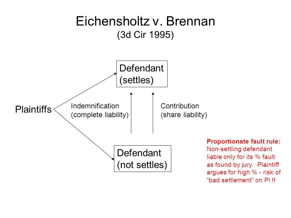 Eichensholtz v. Brennan (3d Cir 1995)